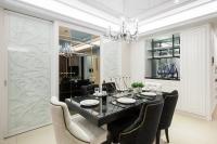 古典餐廳牆-丰越室內設計