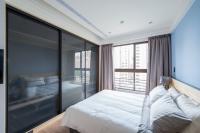 現代風臥室-丰越室內設計