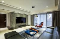 現代風客廳-丰越室內設計