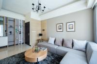 療癒系客廳-丰越室內設計