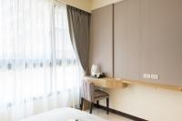 療癒系臥室-丰越室內設計