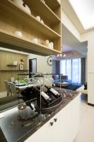 療癒系展示牆-丰越室內設計